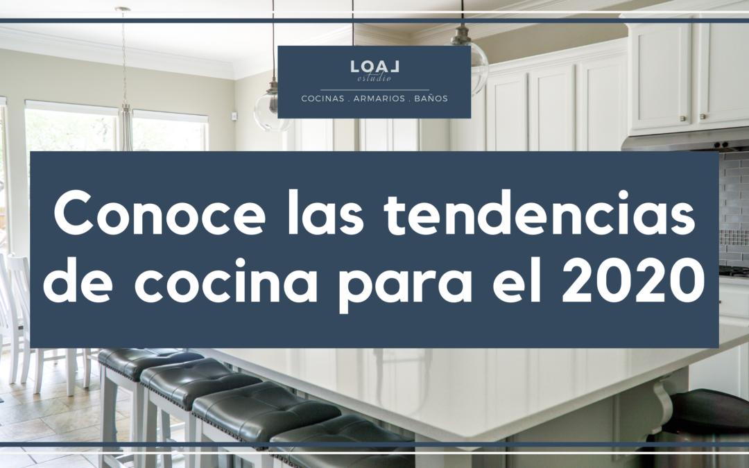 Tendencias de cocina para el 2020