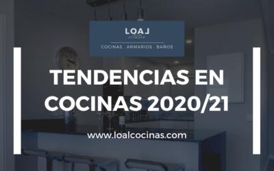 Tendencias en cocinas 2020/21