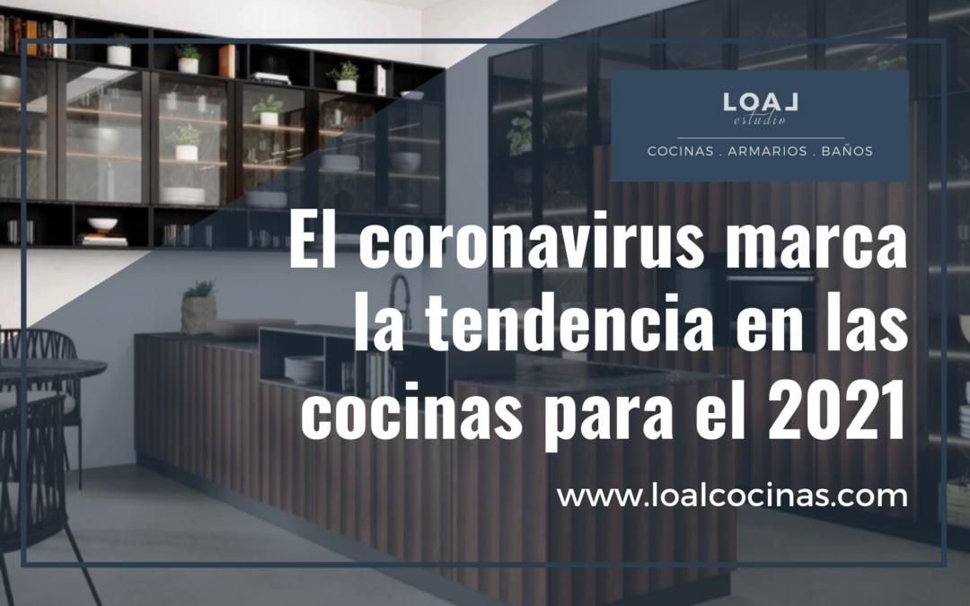 El coronavirus marca la tendencia en las cocinas para el 2021